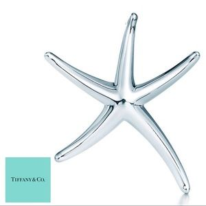Tiffany & Co. Elsa Peretti Starfish Pendant